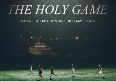 """""""The Holy Game"""" is a deep dive into seminarians and soccer"""