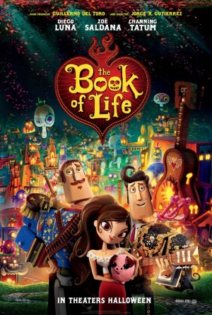 Book of Life Movie Review