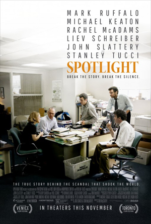 Spotlight: an Intense and Powerful Film