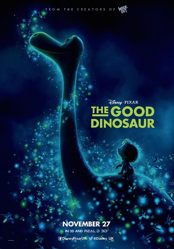 The Good Dinosaur - We Are Family
