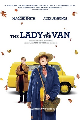 The Lady in the Van - Living the Golden Rule