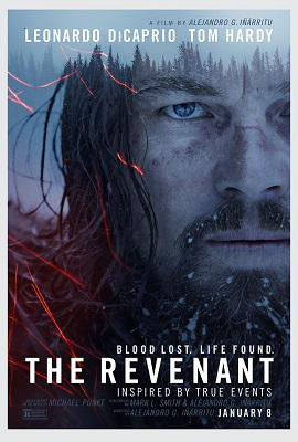 The Revenant - intense, gory saga of love and revenge