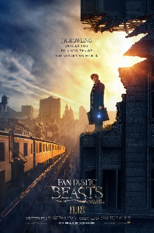 Fantastic Beasts and Where to Find Them - sweet/dark