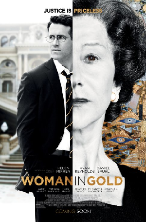 Cinema Divina Reflection - Woman in Gold