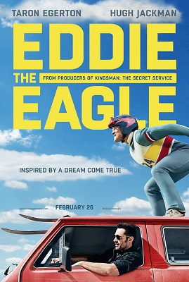 Eddie the Eagle - Steadfast in Hope