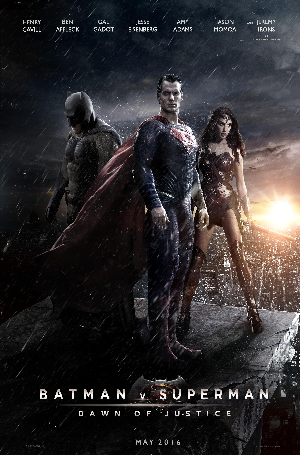 Batman v Superman: Dawn of Justice - Darkness and Light