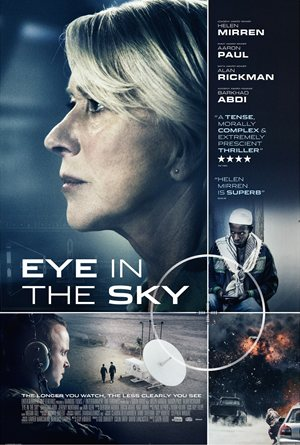 Eye in the Sky - Value of one Life