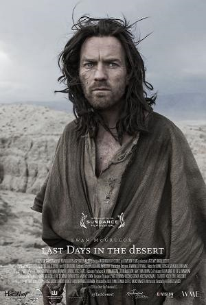 Last Days in the Desert - The Human Face of God