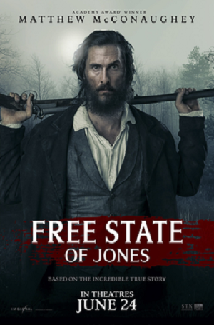 Free State of Jones - We are all children of God