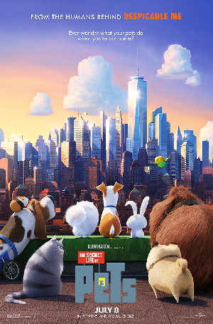 The Secret Life of Pets - Overcoming Self