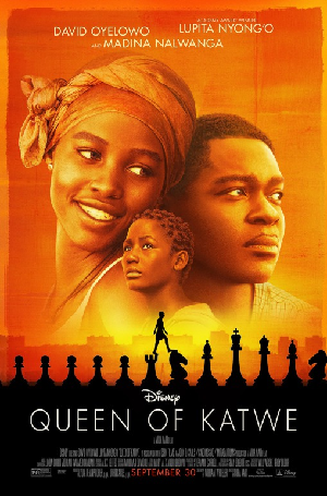 Queen of Katwe - A Mighty Girl