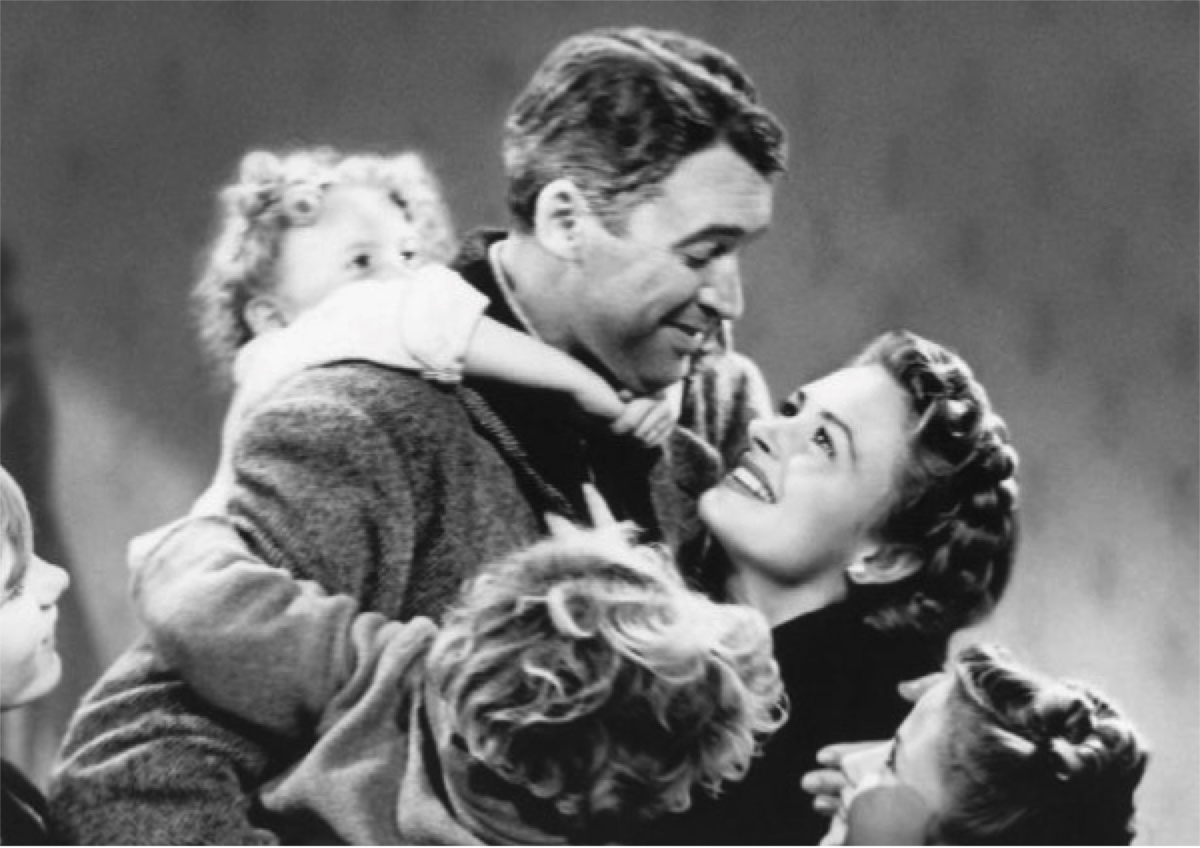 "5 (or 6) Reasons to Watch ""It's a Wonderful Life"" With Your Family This Christmas"