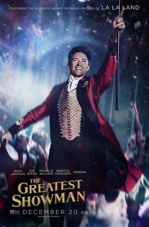 The Greatest Showman - respect above all
