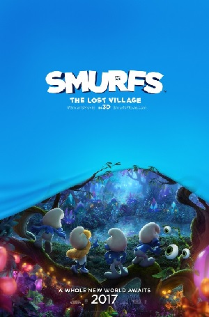 Smurfs The Lost Village - What's in a name?