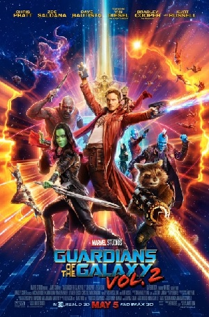 Guardians of the Galaxy Volume 2 - Family Ties
