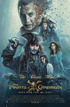 Pirates of the Caribbean: Dead Men Tell No Tales - lifting the curse