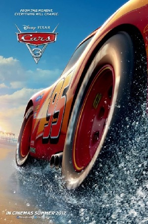 Cars 3 - Proclaim your wisdom to the next generation