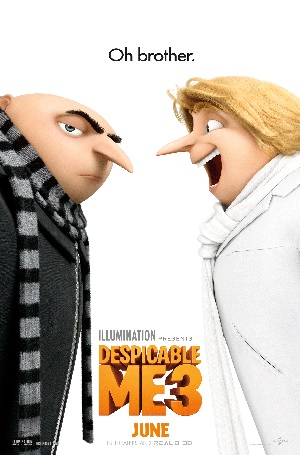 Despicable Me 3 - it's all about family