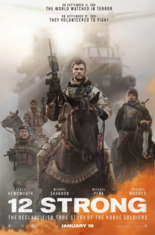 12 Strong - Unafraid to fail