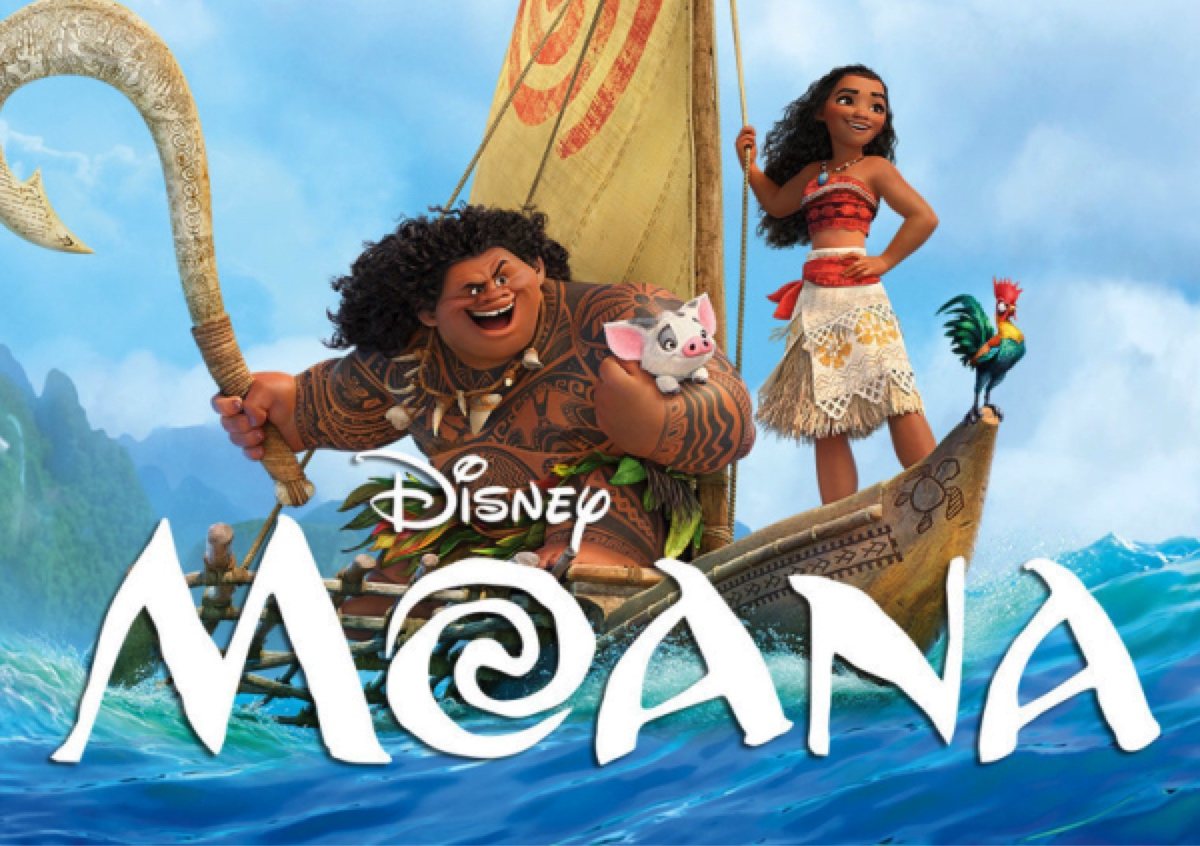 "Reflecting on God's Call with Disney's ""Moana"""