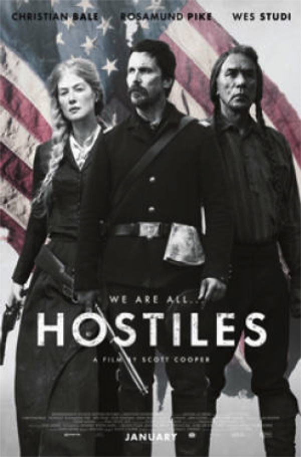 Hostiles - Redemption is Possible