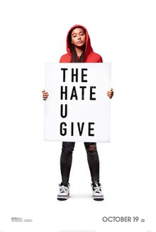 'The Hate U Give' Film gives a clear voice to its young heroine