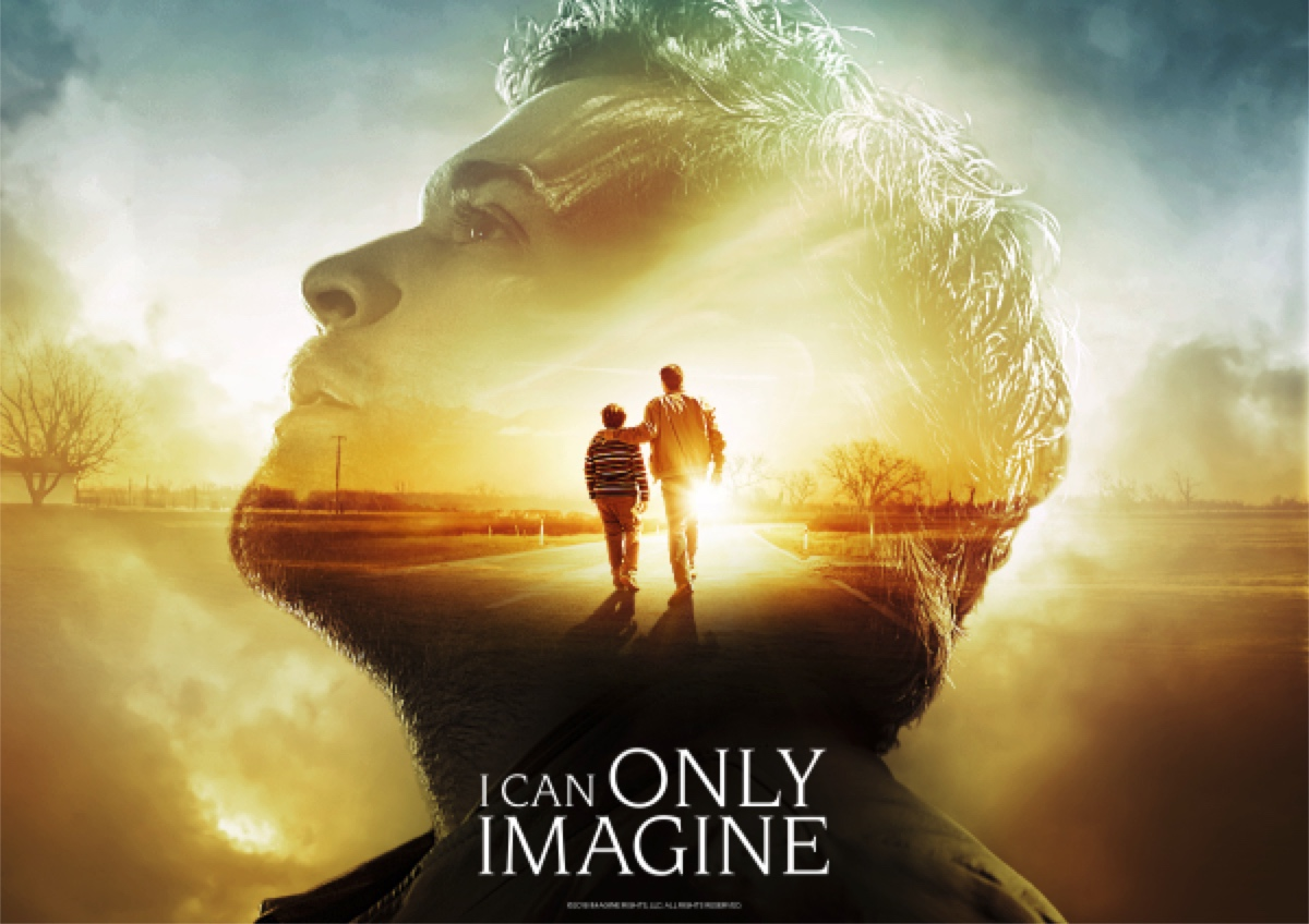 "Easter Grace in two film stories: ""I Can Only Imagine"" and ""The Heart of Nuba"""