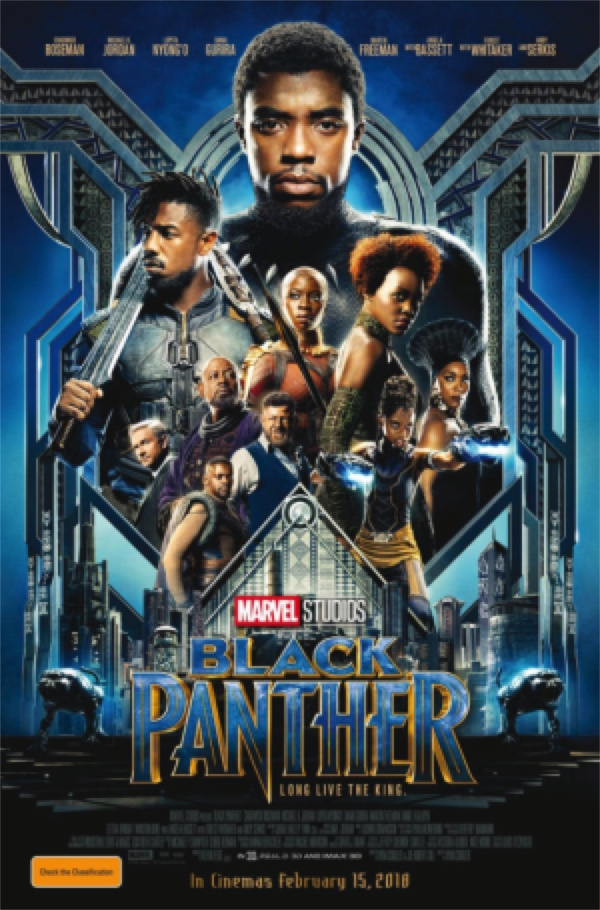 Black Panther - Looking Outward