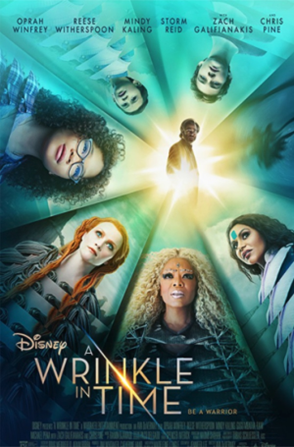 A Wrinkle in Time - Family and forgiveness go hand in hand
