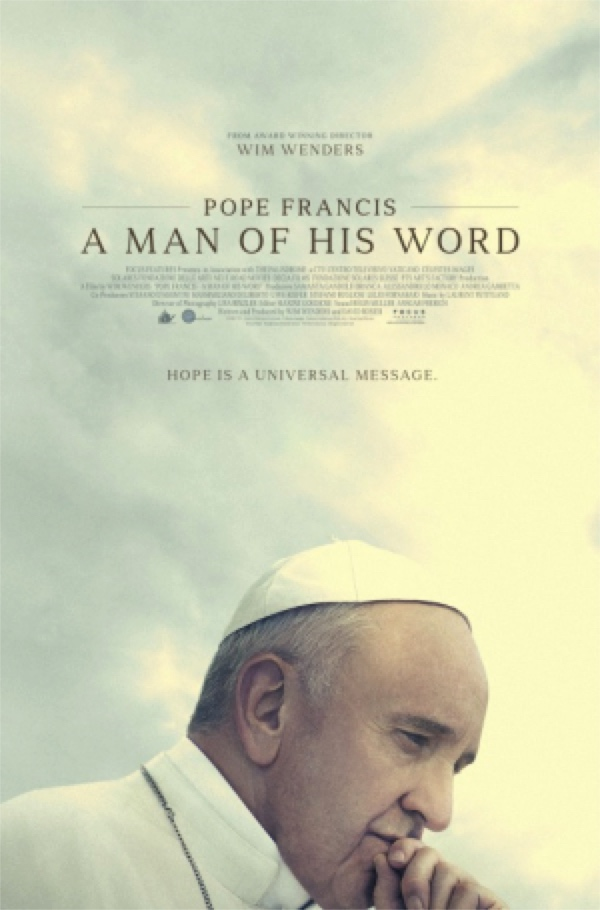 Pope Francis: A Man of His Word beautifully portrays hope and lived faith