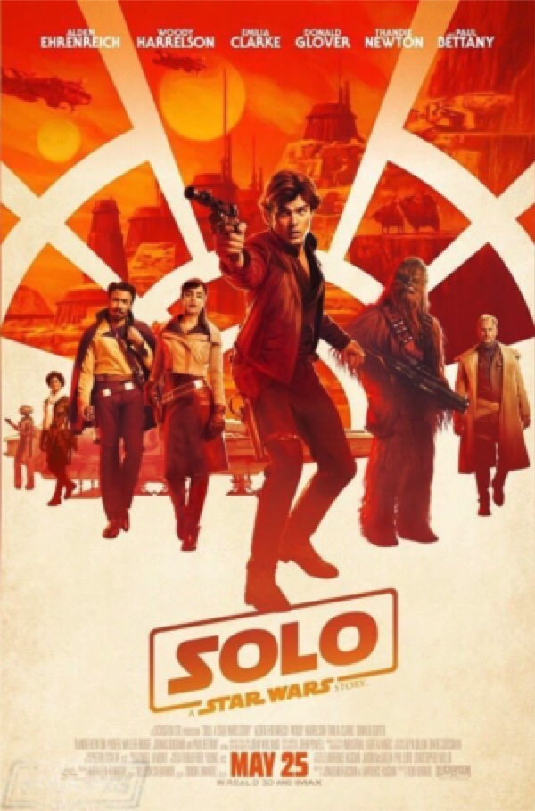 Solo: A Star Wars Story - more than meets the eye