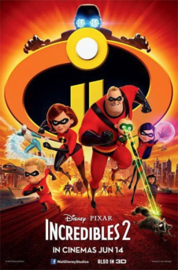 The Incredibles 2 - Family First