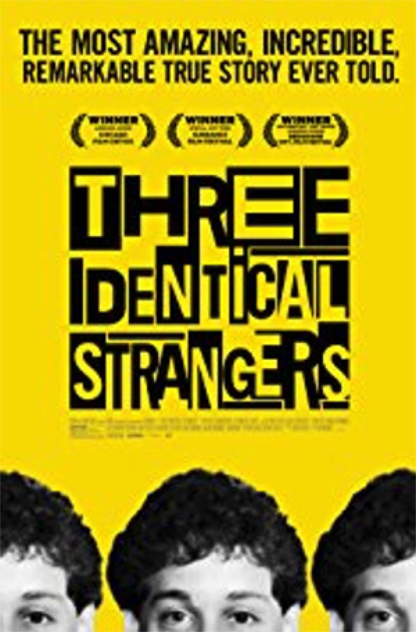 Three Identical Strangers - Nature vs. Nurture