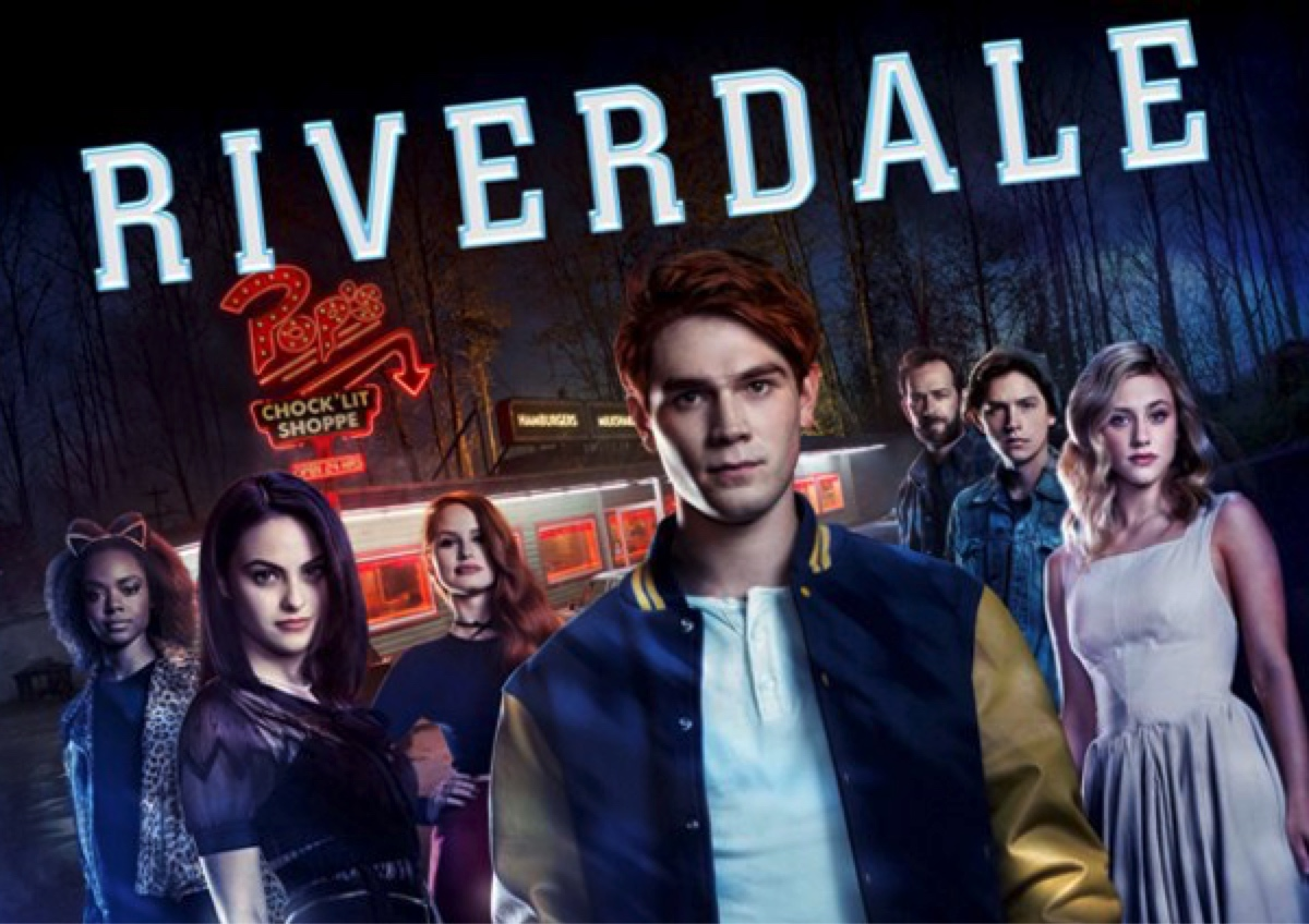 Riverdale - Archie and Friends Facing the Darkness