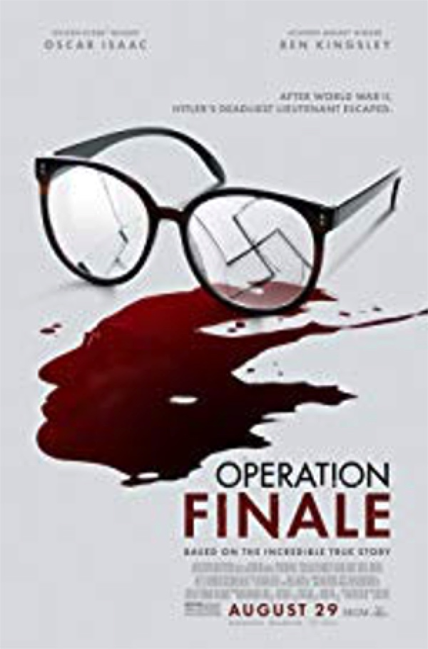 Operation Finale—Deceptiveness of Evil