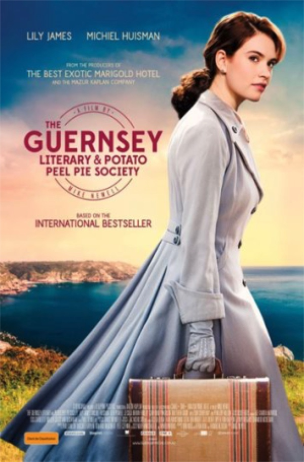 The Guernsey Literary and Potato Peel Pie Society - the power of a good book
