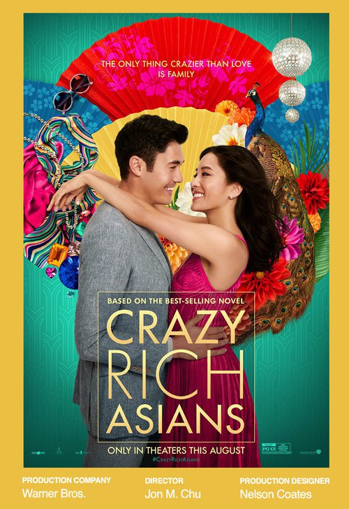 Crazy Rich Asians—Cinderella Goes East