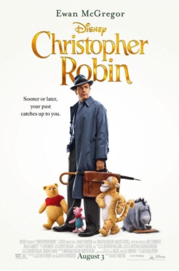 Christopher Robin - Childlike Simplicity