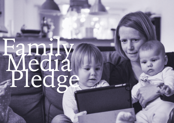 Catholic Family Media Mindfulness Pledge