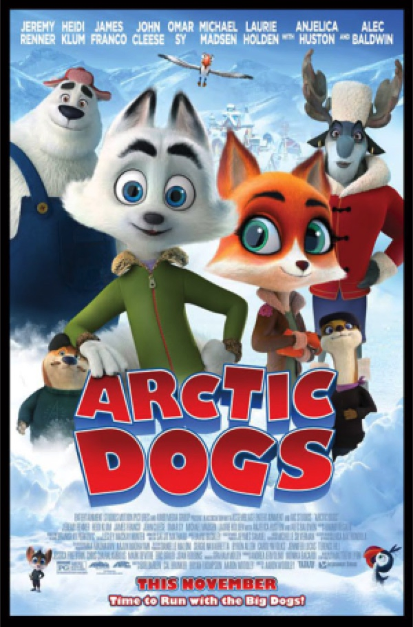 Arctic Dogs - It's OK to be just a fox