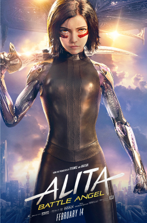 Alita: Battle Angel—Humanity in a World of AI