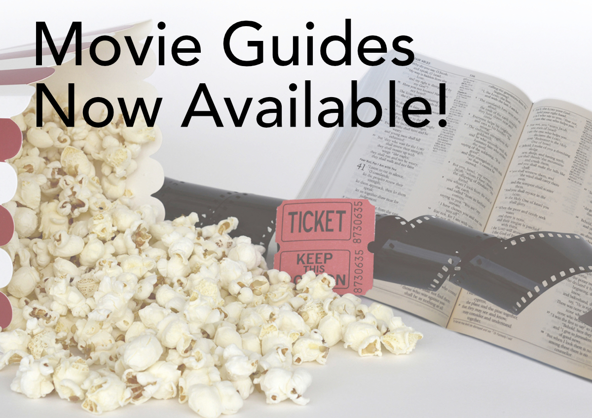 "New ""Meeting Jesus at the Movies"" Guides Now Available Online!"