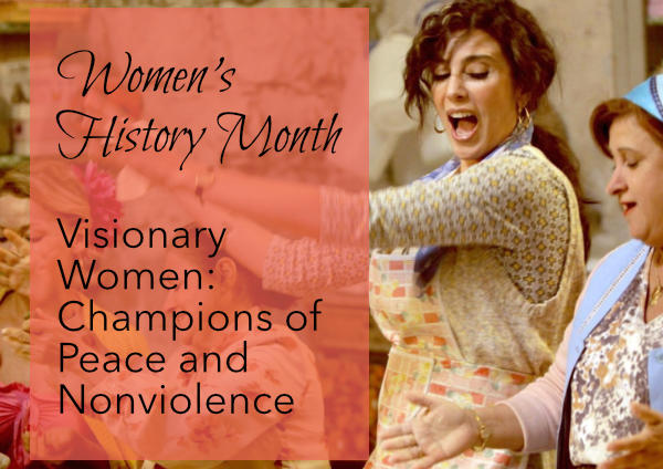 Visionary Women in Film: Women's History Month