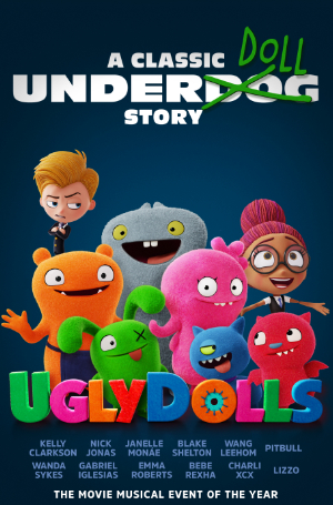UglyDolls—Being Oneself