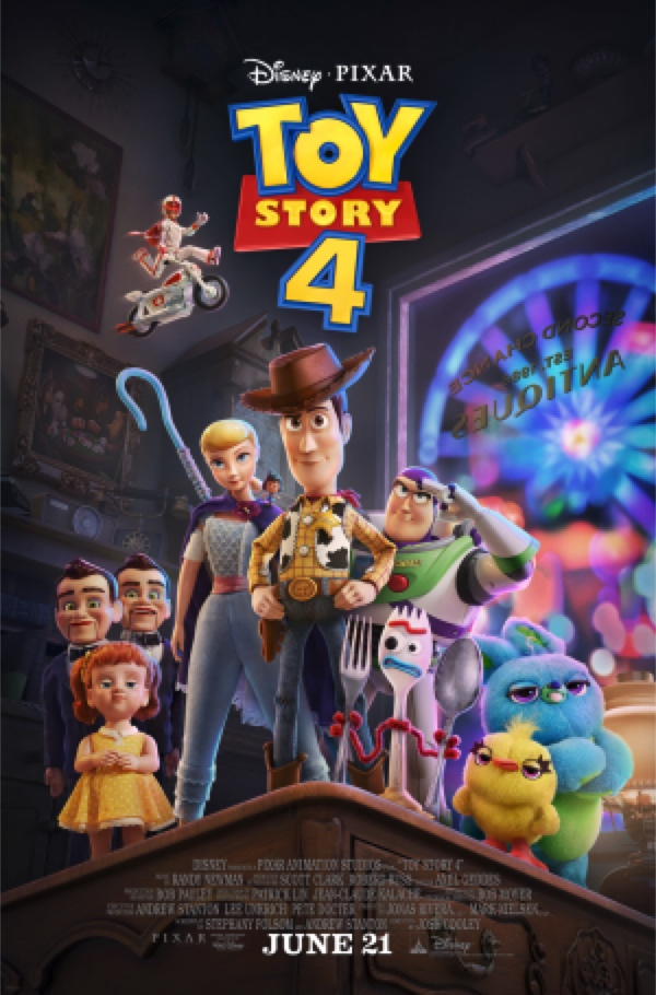 Toy Story 4 - Follow Your Inner Voice