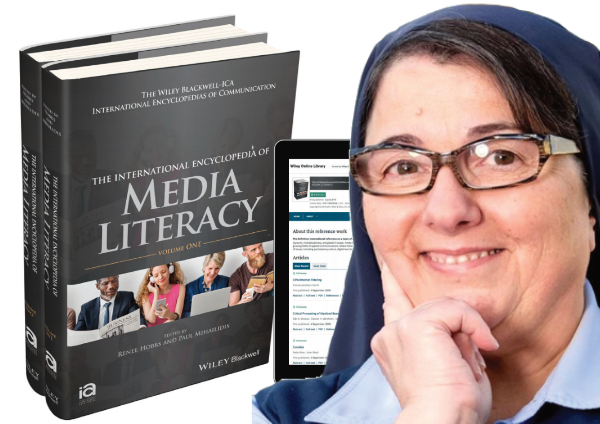Sr Rose contributes to Media Encyclopedia with a history of faith-based Media Literacy
