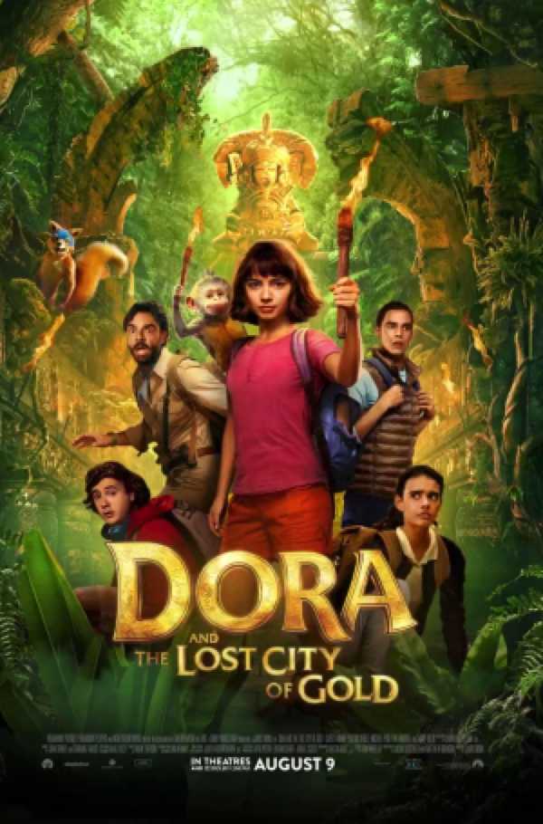 Dora and The Lost City of Gold - The Real Treasure