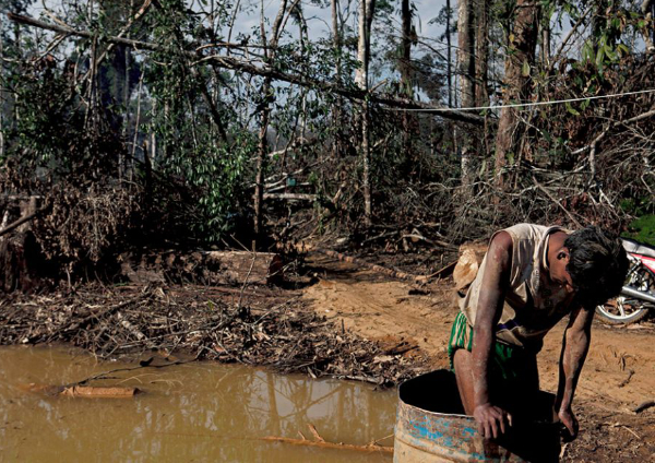 'River of Gold' documents another threat to the Amazon: illegal gold mining