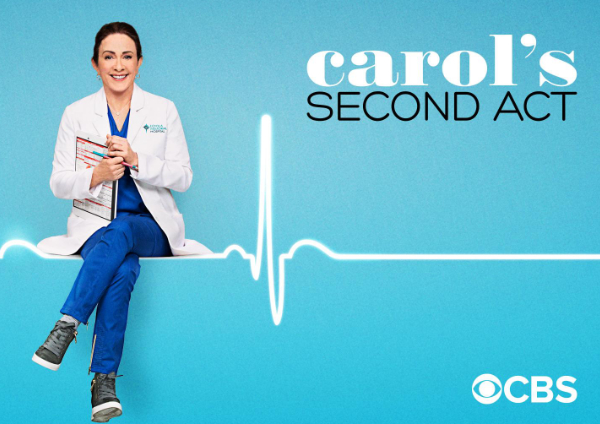 Patricia Heaton stars in the new CBS comedy Carol's Second Act