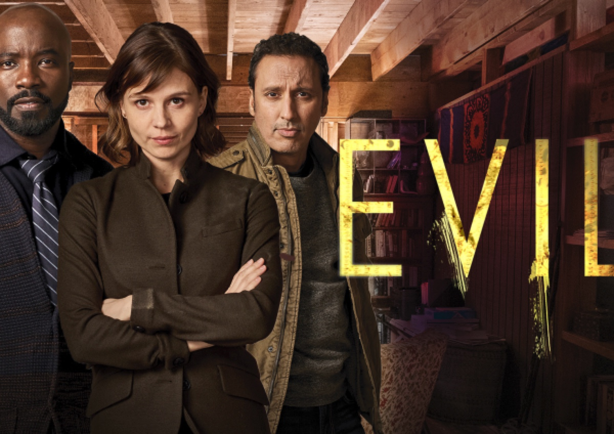 """Evil,"" from the creators of ""The Good Wife"" brings the Catholic Church back to network TV"